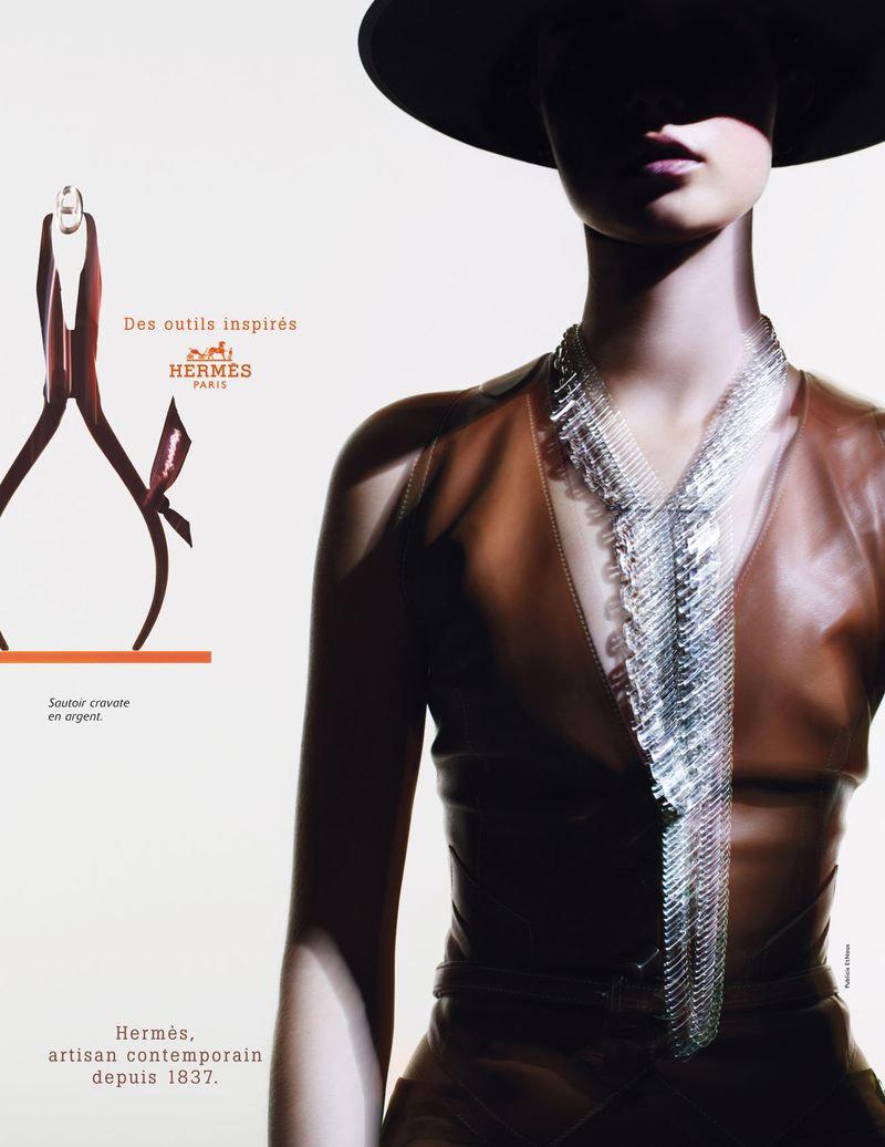 Hermès Spring 2011 Campaign | Jacquelyn Jablonski by Nick Knight