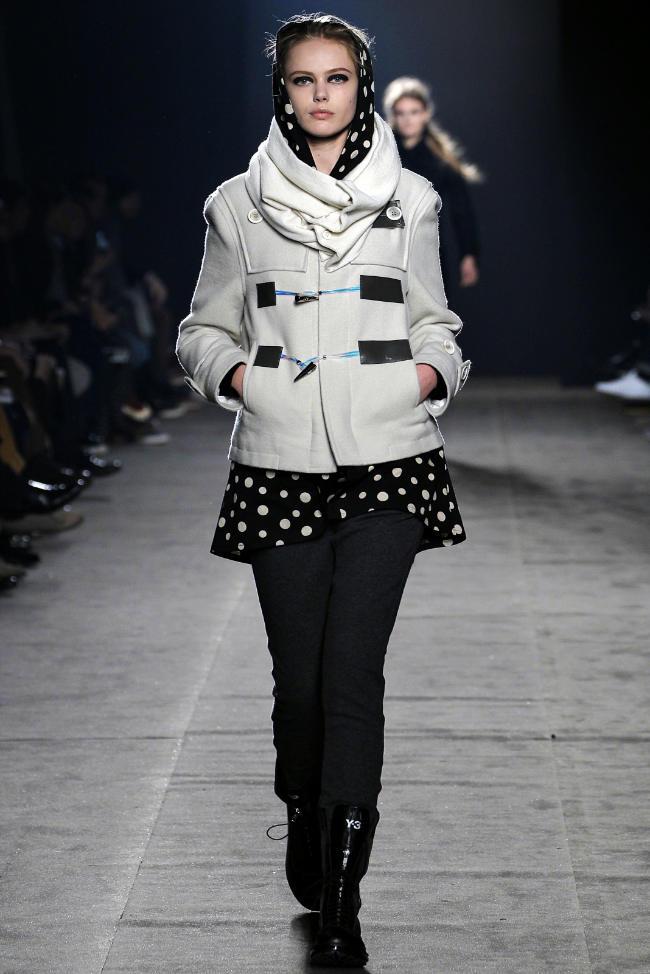 Y-3 Fall 2011 | New York Fashion Week