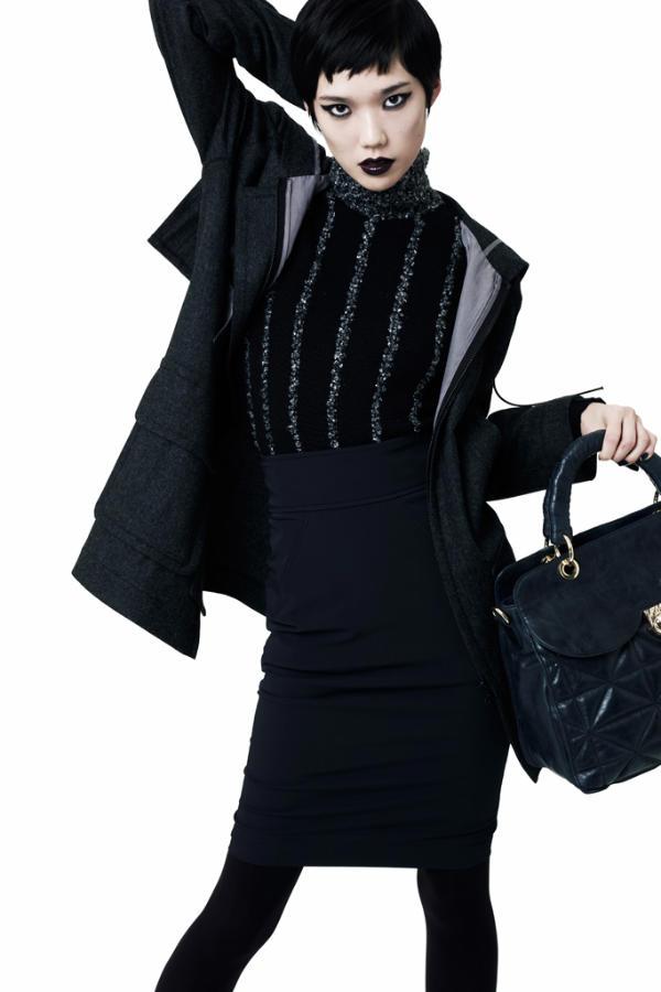 Z Spoke by Zac Posen Fall 2011 | New York Fashion Week