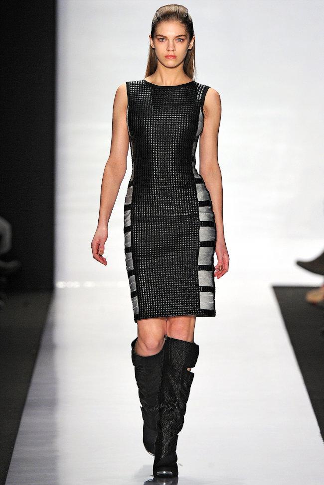 Herve Leger by Max Azria Fall 2011 | New York Fashion Week