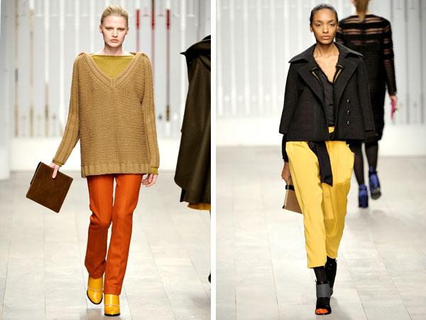 Jaeger Fall 2011 | London Fashion Week