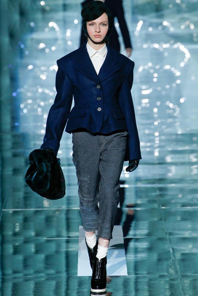 Marc Jacobs Fall 2011 | New York Fashion Week