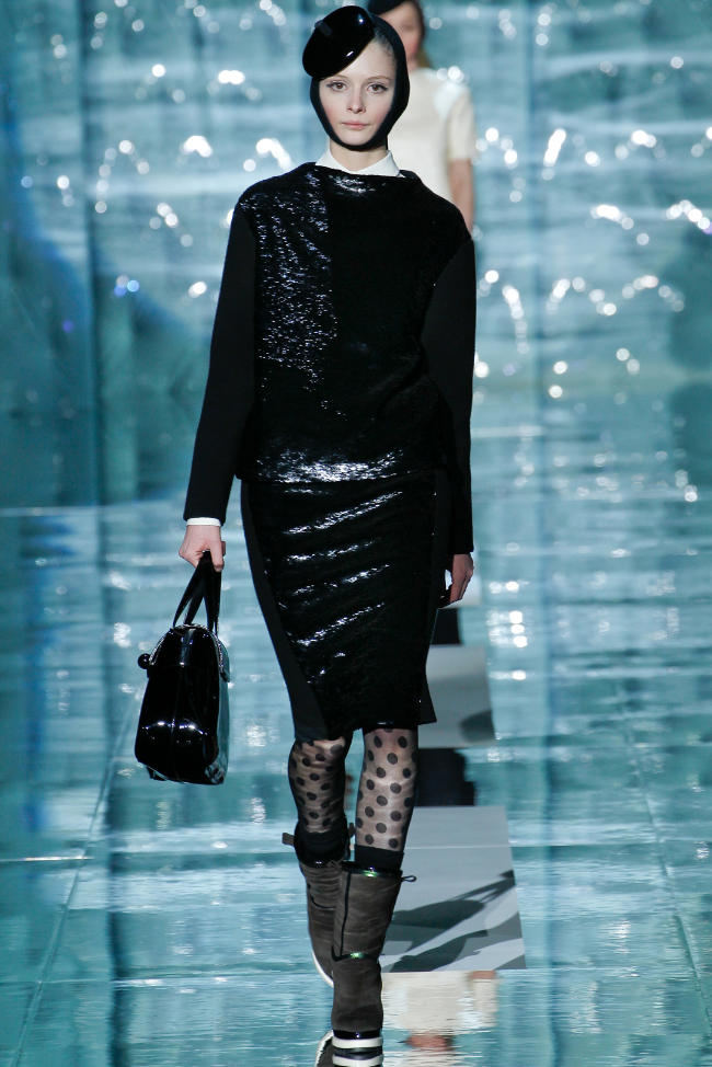 Marc Jacobs Fall 2011 | New York Fashion Week