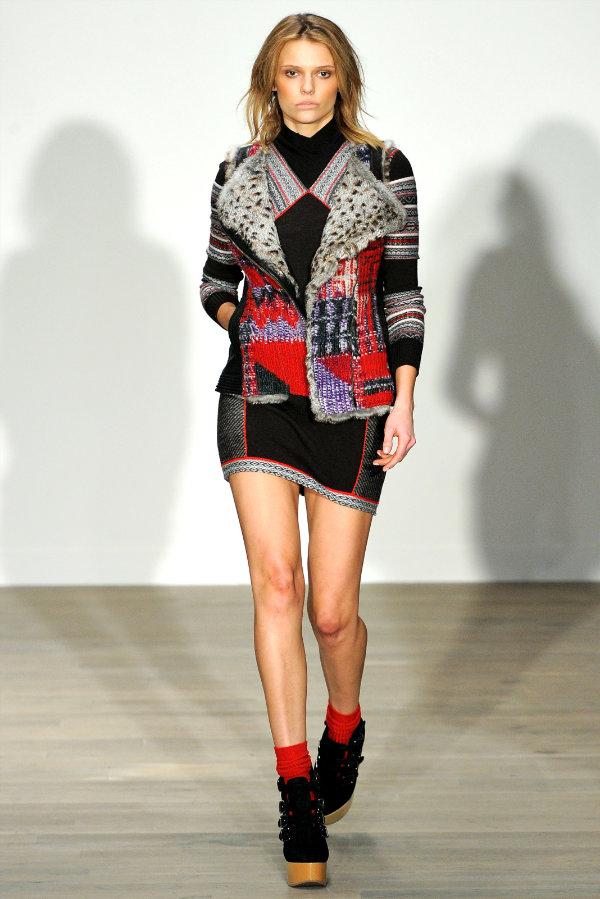 Matthew Williamson Fall 2011 | London Fashion Week