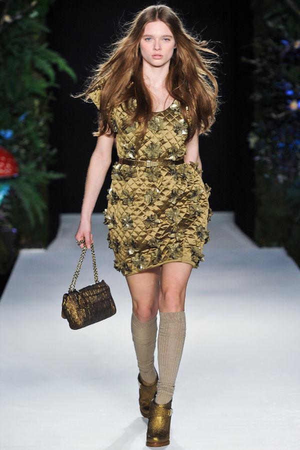 Mulberry Fall 2011   London Fashion Week