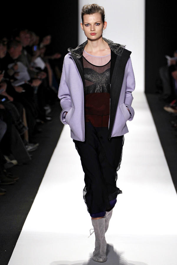 Narciso Rodriguez Fall 2011 | New York Fashion Week