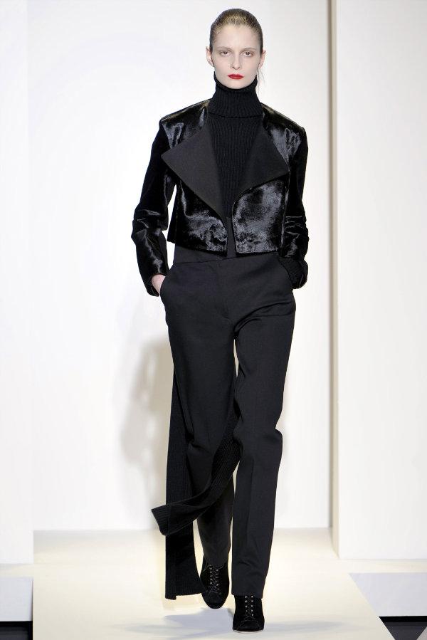 Nicole Farhi Fall 2011 | London Fashion Week