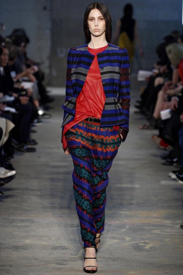 Proenza Schouler Fall 2011 | New York Fashion Week