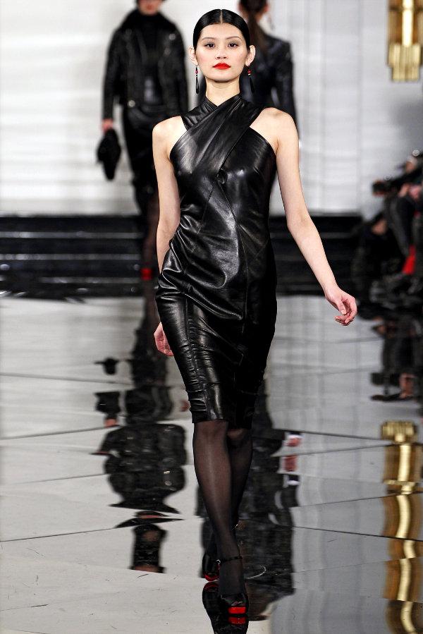 Ralph Lauren Fall 2011   New York Fashion Week