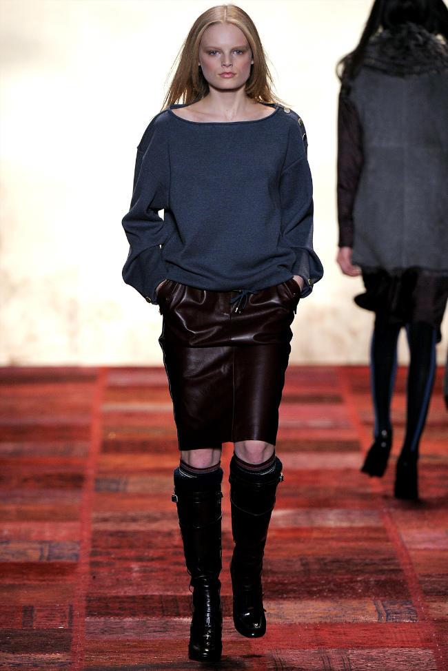 Tommy Hilfiger Fall 2011 | New York Fashion Week