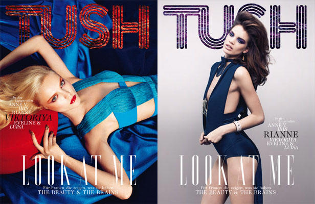 Tush Spring 2011 Covers