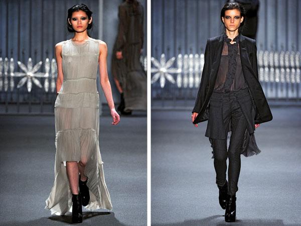 Vera Wang Fall 2011 | New York Fashion Week