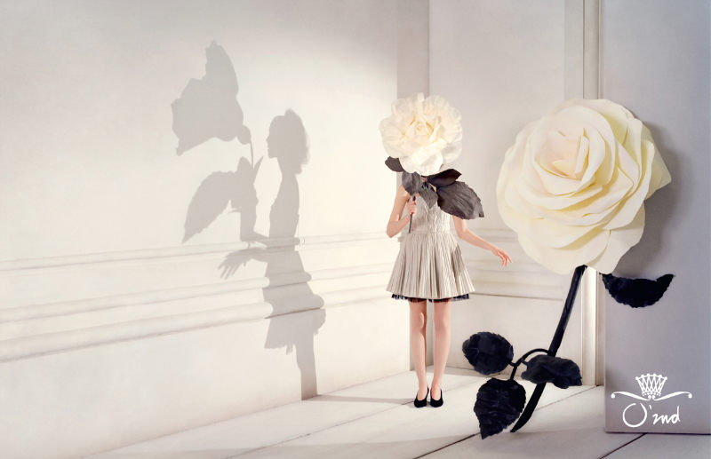 O'2ND Spring 2011 Campaign | Sigrid Agren, Julija & Molly by Tim Walker