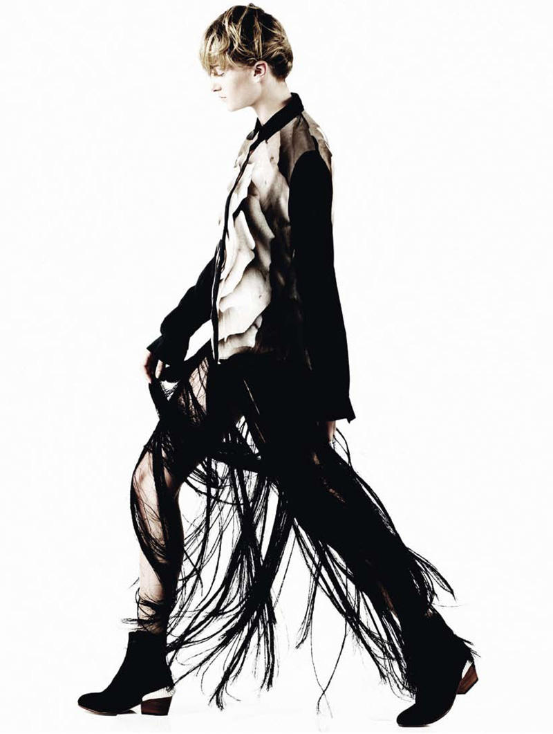 Annabella Barber by Daniel Nadel for Yen #48
