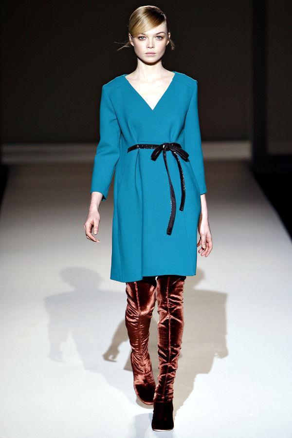 Alberta Ferretti Fall 2011 | Milan Fashion Week