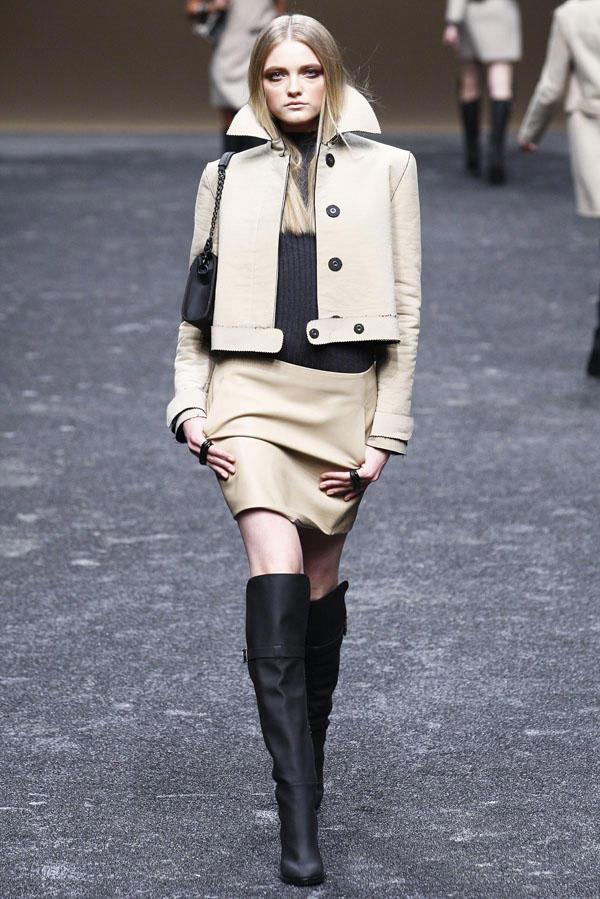 Blumarine Fall 2011 | Milan Fashion Week