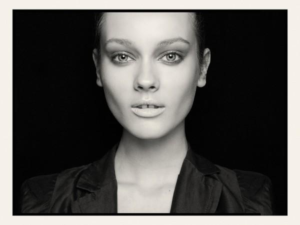 Model Portraits by Seth Sabal