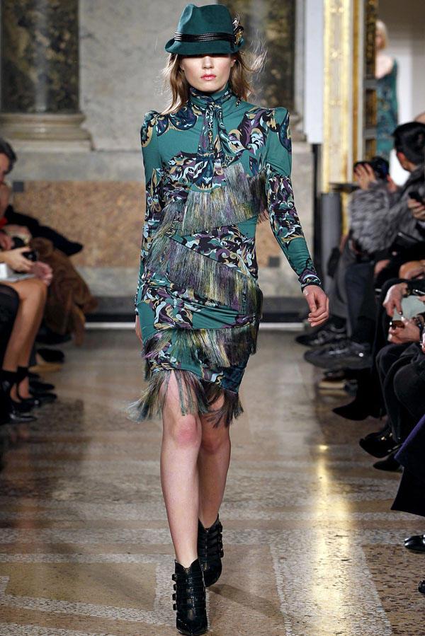 Emilio Pucci Fall 2011 | Milan Fashion Week