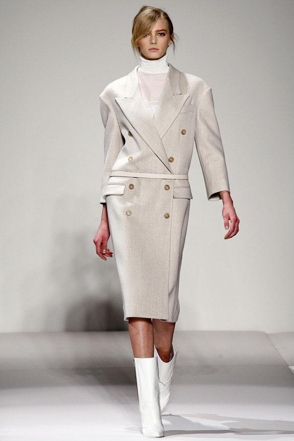 Gianfranco Ferré Fall 2011   Milan Fashion Week