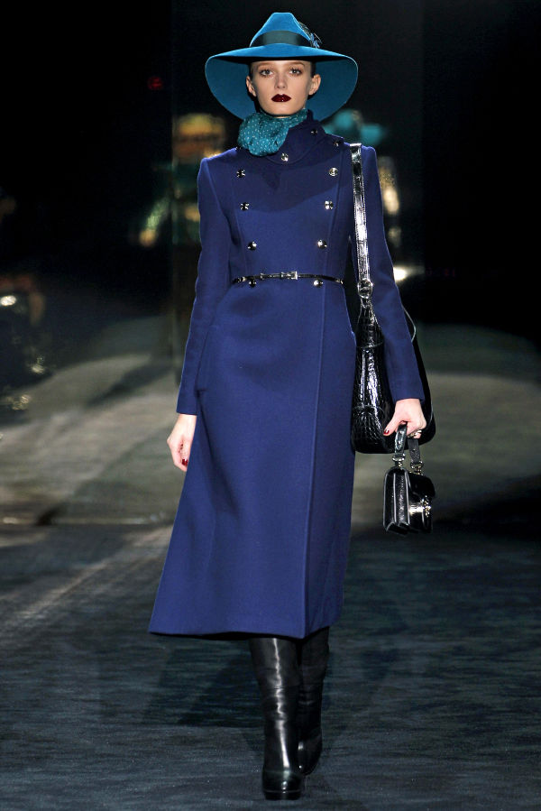 Gucci Fall 2011 | Milan Fashion Week