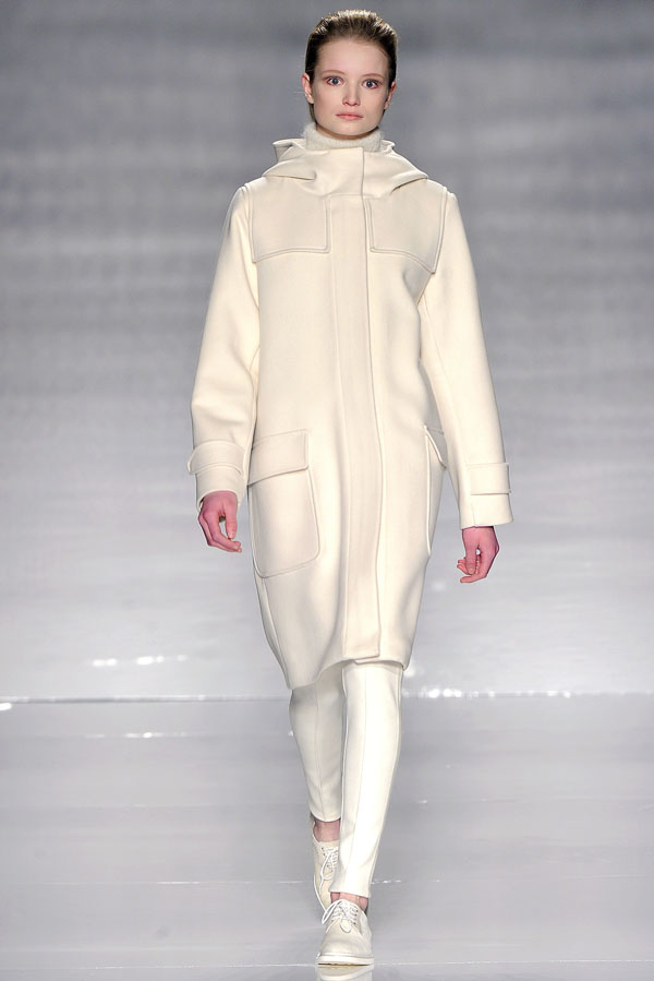 Max Mara Fall 2011 | Milan Fashion Week
