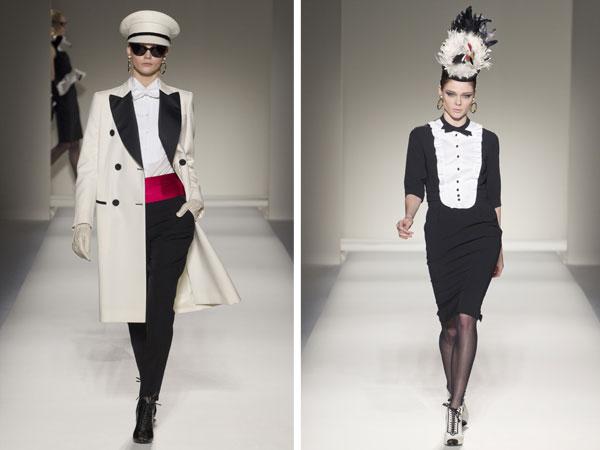 Moschino Fall 2011 | Milan Fashion Week