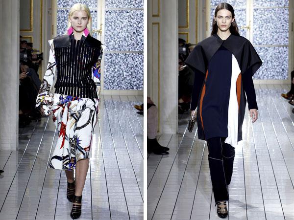 Balenciaga Fall 2011   Paris Fashion Week