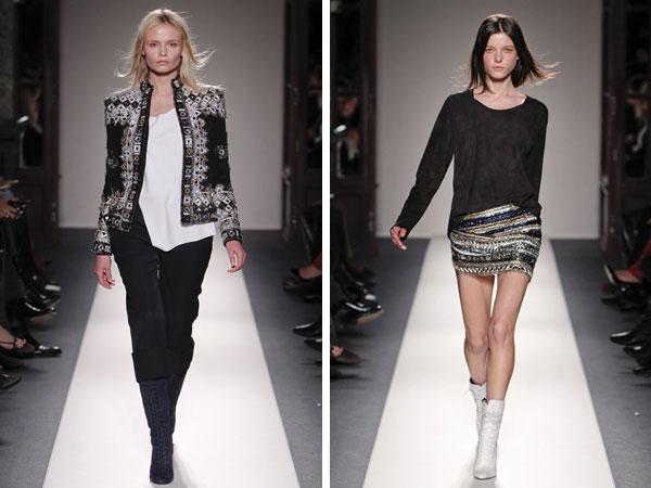 Balmain Fall 2011   Paris Fashion Week