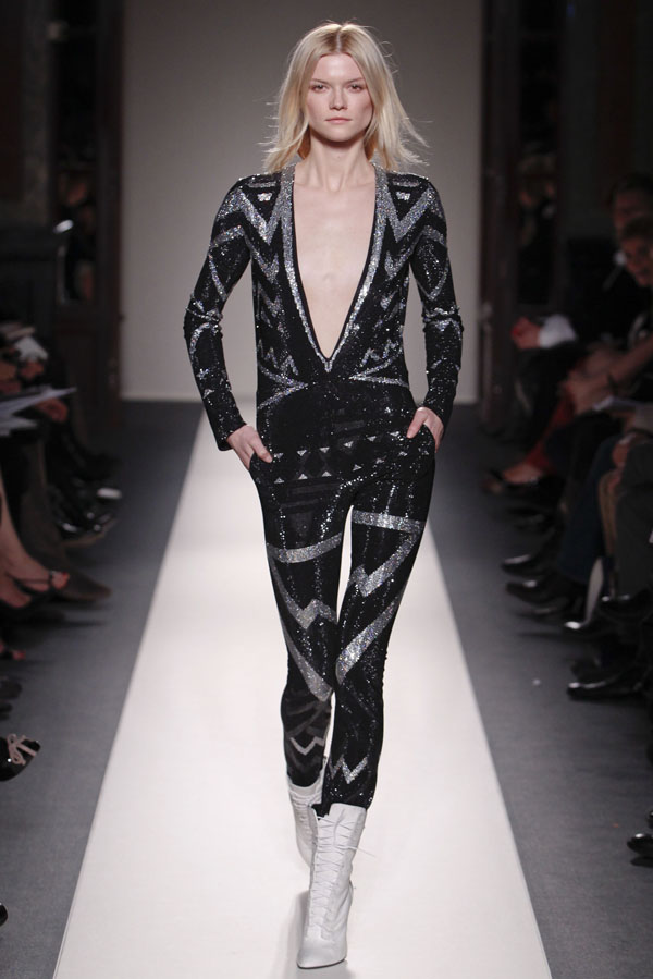 Balmain Fall 2011 | Paris Fashion Week