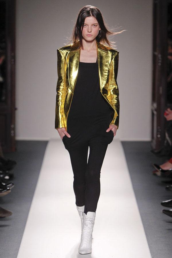 Balmain Fall 2011 | Paris Fashion Week