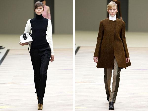 Céline Fall 2011 | Paris Fashion Week