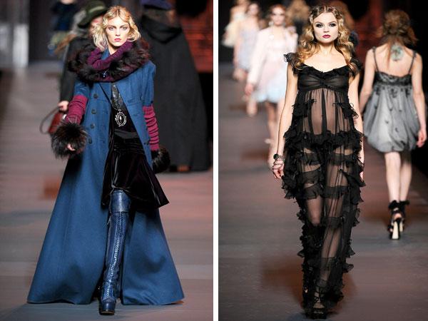 Christian Dior Fall 2011 | Paris Fashion Week