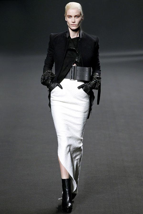 Haider Ackermann Fall 2011   Paris Fashion Week