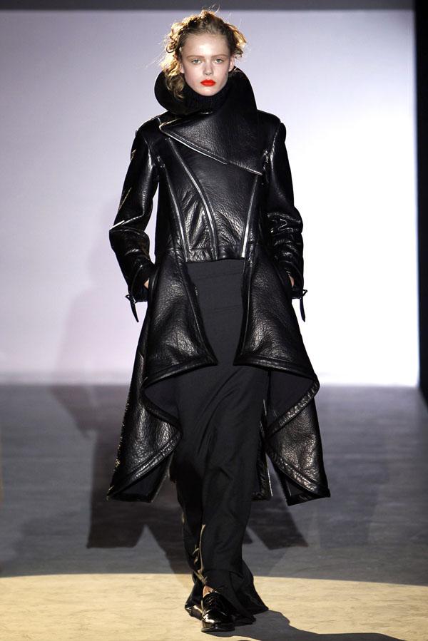 Hakaan Fall 2011   Paris Fashion Week