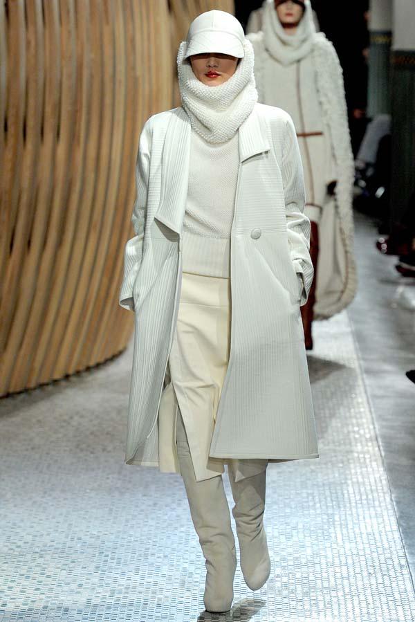 Hermès Fall 2011   Paris Fashion Week