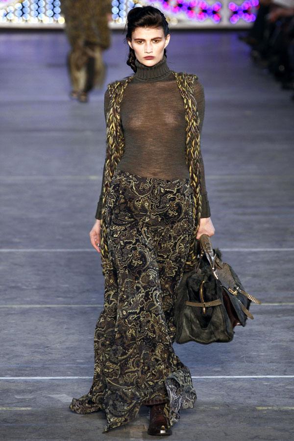 Kenzo Fall 2011 | Paris Fashion Week