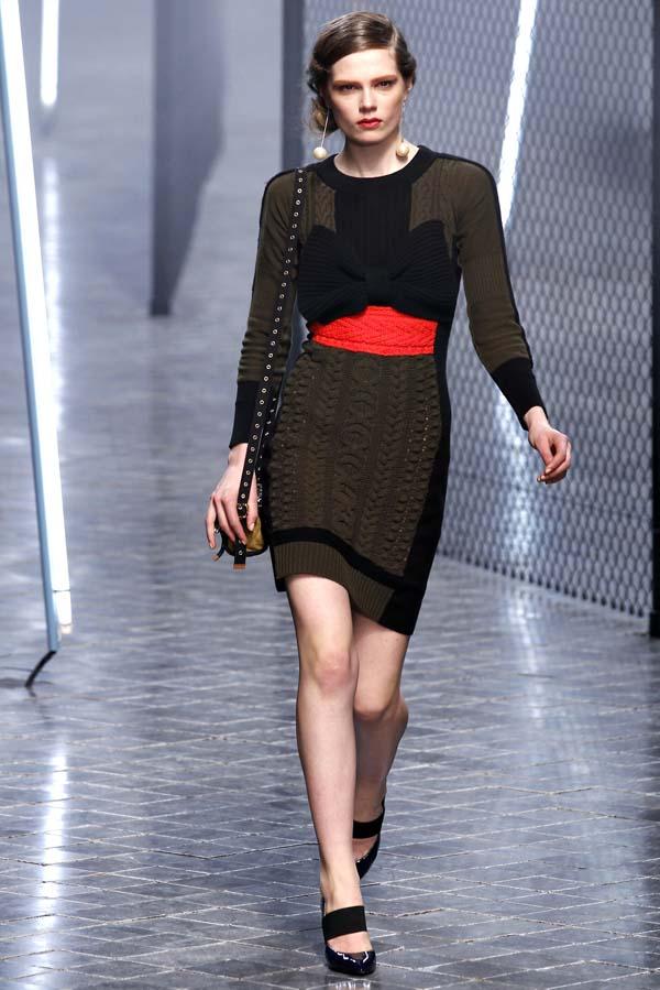 Sonia Rykiel Fall 2011   Paris Fashion Week