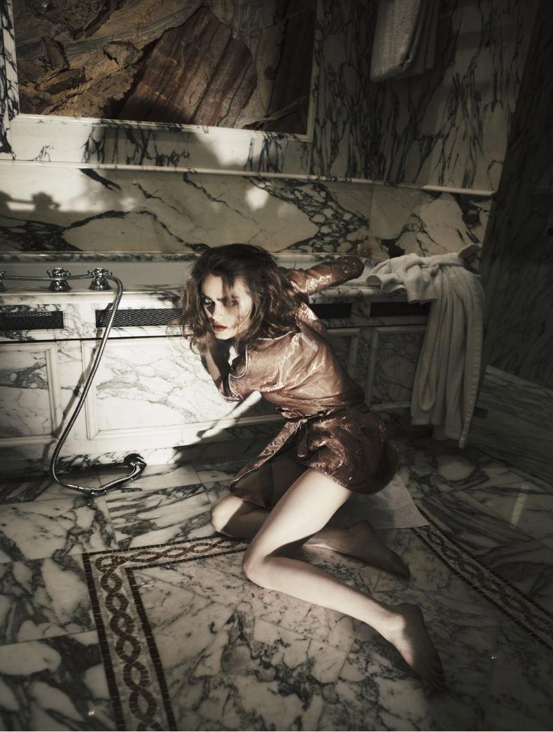 Sophie Vlaming by Boris Ovini for Poster