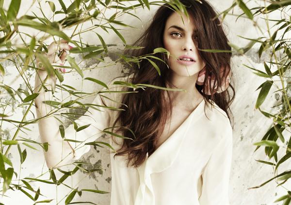 Blanco Early Spring Campaign | Alejandra Alonso by David Dunan