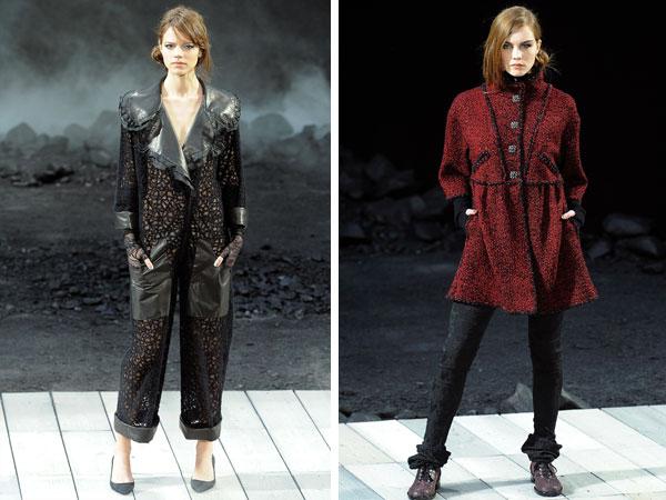 Chanel Fall 2011 | Paris Fashion Week