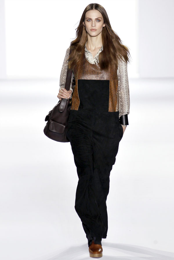 Chloe Fall 2011 | Paris Fashion Week
