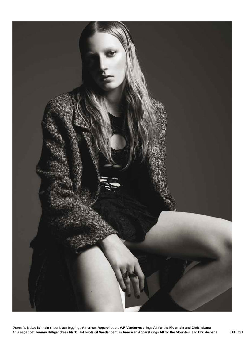 Julia Nobis By Michael Schwartz For Exit Fashion Gone Rogue