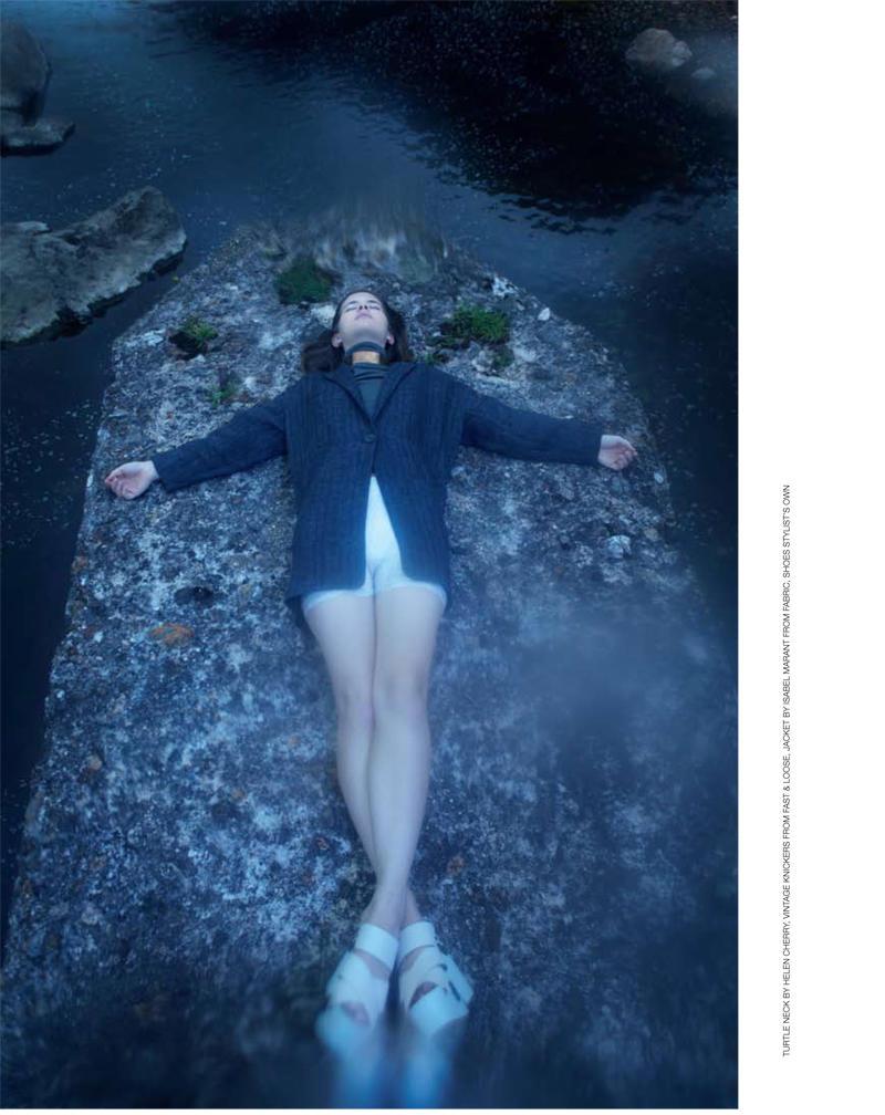 Snez by Sam Crawford for  No. Magazine #13