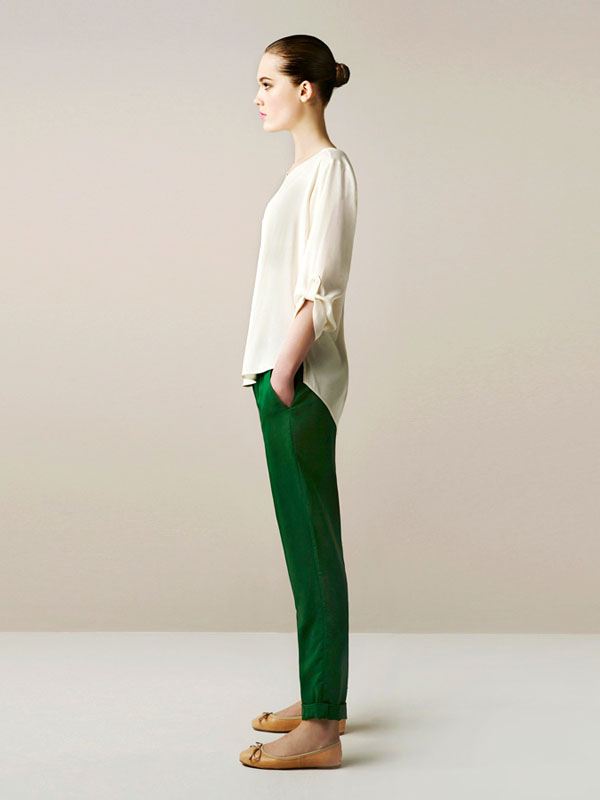 Zara March 2011 Lookbook