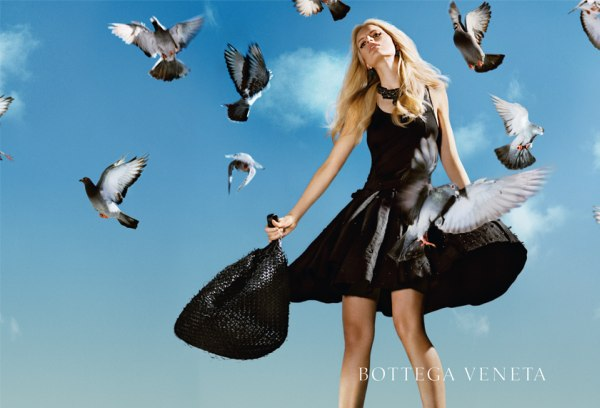 Bottega Veneta Spring 2011 Campaign   Karolina Kurkova by Alex Prager