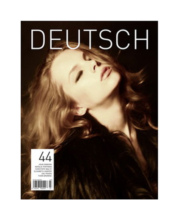 Deutsch #44 Cover | Emma Beam by Nyra Lang