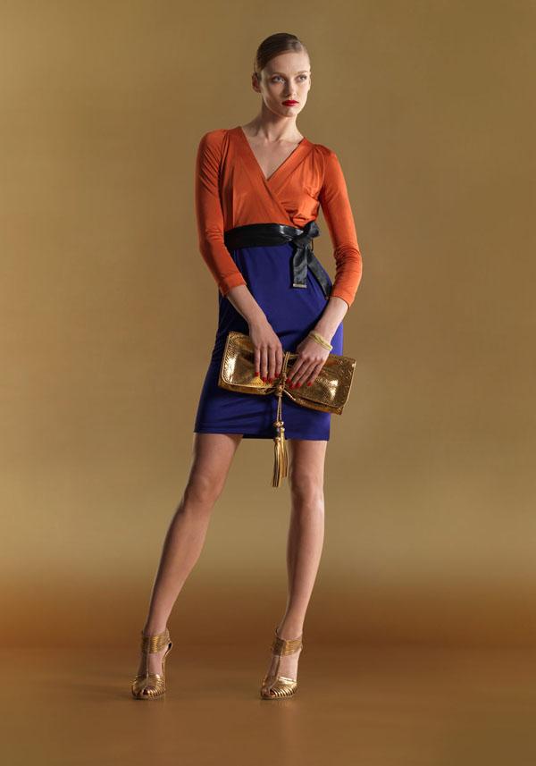 Gucci Spring 2011: Karmen Pedaru