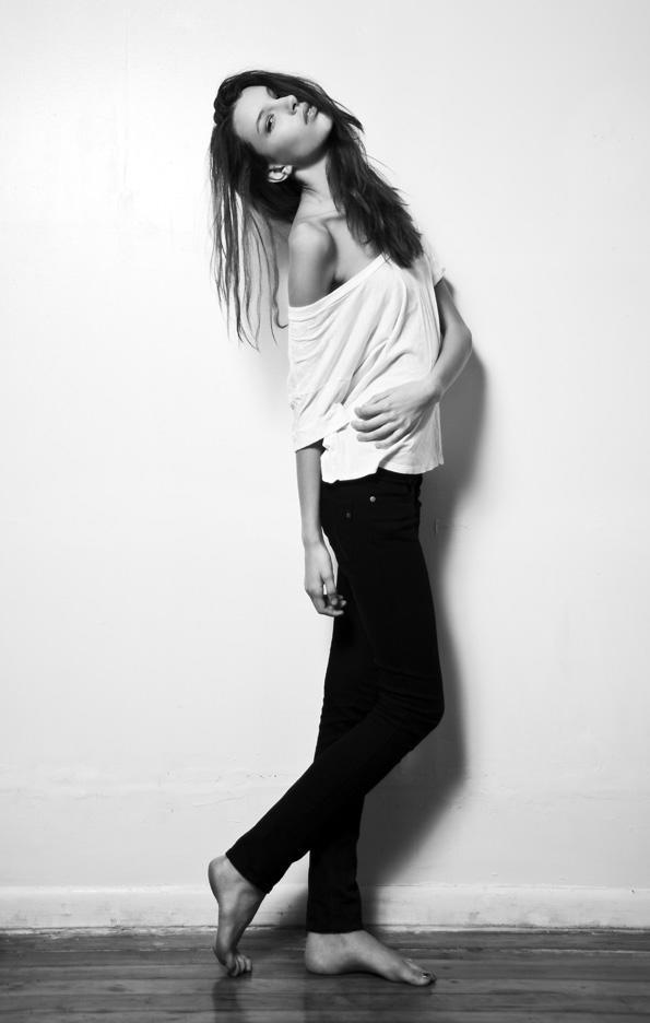 Portrait   Kate King by Daniel Edward