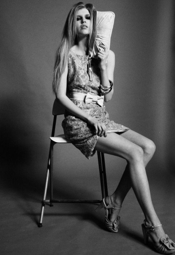 Fresh Face | Ola Rudnicka by Jacek Zajac