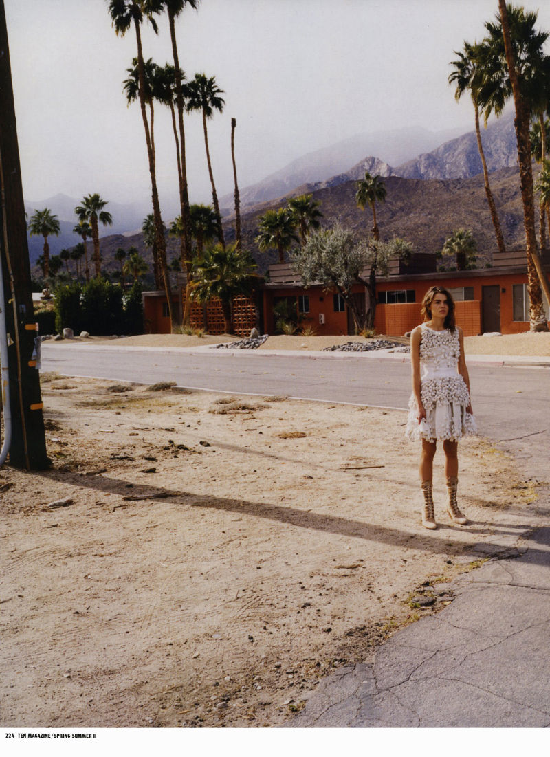 Bambi Northwood-Blyth by Tierney Gearon for 10 Magazine Spring 2011